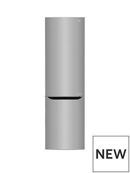 lg-lg-gbb60pzpfs-7030-fridge-freezer-steel