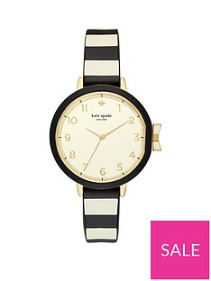 kate-spade-new-york-kate-spade-park-row-white-with-black-and-gold-detail-dial-black-and-gold-silicone-strap-ladies-watch