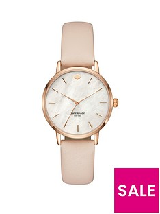 kate-spade-new-york-ksw1403-metro-mother-of-pearl-and-rose-gold-detail-dial-pink-leather-strap-ladies-watch