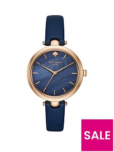 kate-spade-new-york-ksw1157nbspholland-navy-and-rose-gold-detail-dial-navy-leather-strap-ladies-watch