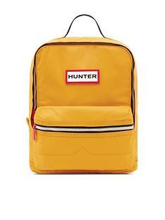 hunter-kids-rubber-logo-backpack