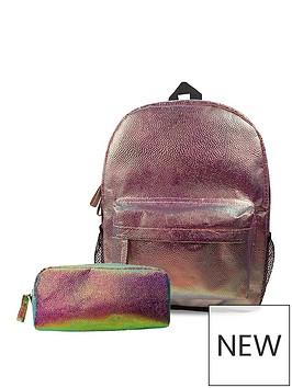 girls-multicoloured-backpack-and-pencil-case-set