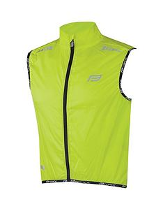 force-fluorescent-v48-windproof-unisex-gilet