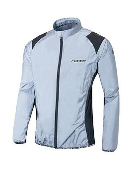 Force Reflect Jacket - Fluorescent Silver