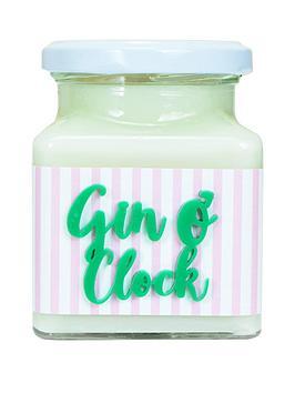 Flamingo Candles Gin O&Rsquo; Clock Candle thumbnail