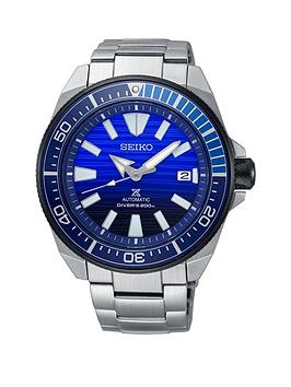 seiko-seiko-save-the-ocean-automatic-blue-dial-stainless-steel-bracelet-divers-mens-watch