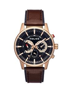 police-police-avondale-black-and-rose-gold-chronograph-dial-brown-leather-strap-mens-watch
