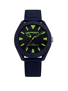superdry-superdry-blue-and-green-detail-dial-blue-silicone-strap-mens-watch