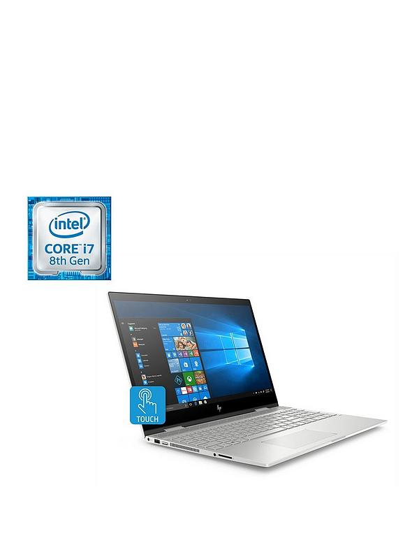 Envy x360, 15-cn0008na Intel® Core™ i7 Processor, 16Gb RAM, 256Gb SSD, 15 6  inch Full HD Laptop - Silver