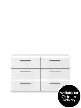 westburynbsphigh-gloss-3-3-drawer-chest