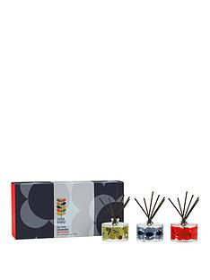 orla-kiely-midnight-shadow-flower-reed-diffuser-set