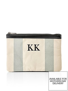 ha-designs-personalised-initial-canvas-clutch-black-bag