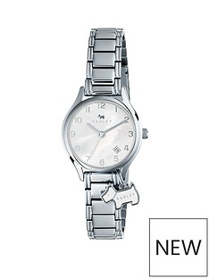 radley-radley-white-dial-with-silver-dog-charm-stainless-steel-bracelet-ladies-watch