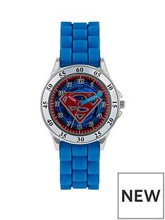 superman-superman-logotime-teller-dial-blue-silicone-strap-kids-watch
