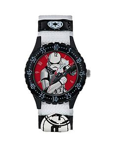 star-wars-star-wars-stormtrooper-printed-time-teller-dial-white-fabric-velcro-strap-kids-watch