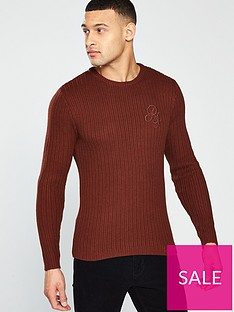 8fbe03c1226 River island   Jumpers & cardigans   Men   www.very.co.uk