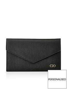 ha-designs-personalised-initial-travel-black-envelope-purse