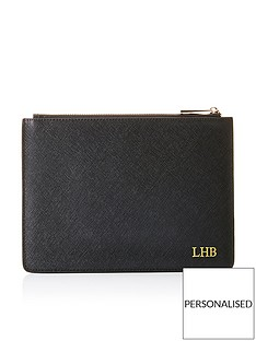 ha-designs-personalised-initial-pouch-black-bag