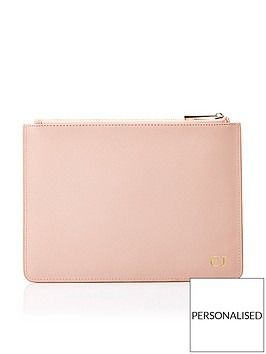 ha-designs-personalised-initial-pouch-blush-bag