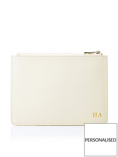 ha-designs-personalised-initial-pouch-ivory-bag