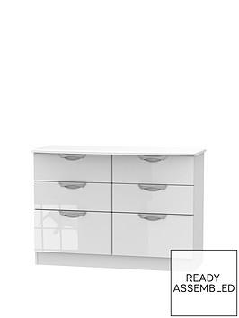 swift-belgravianbsphigh-gloss-6-drawer-chest
