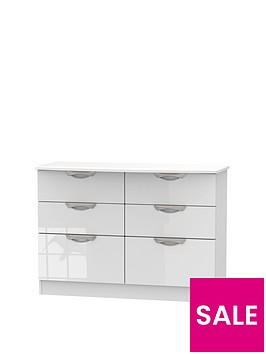 swift-belgravianbsphigh-gloss-6-drawer-chest