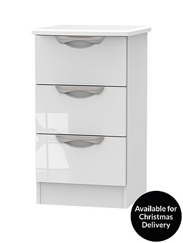 swift-belgravianbsphigh-gloss-3-drawer-bedside-chest