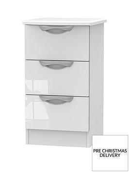 swift-belgravianbsphigh-gloss-3-drawer-bedside-chest