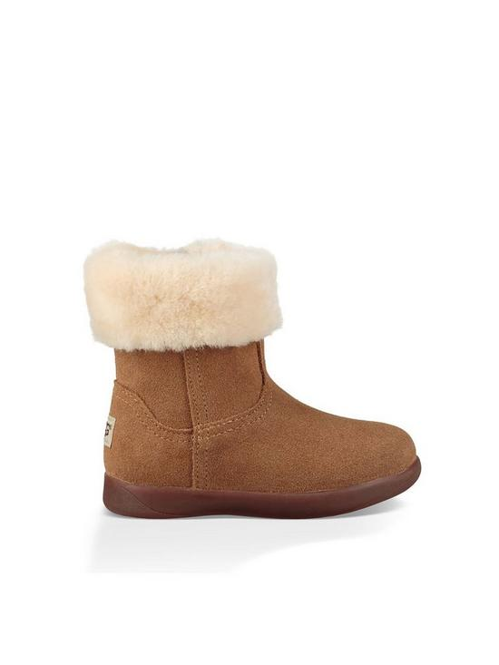 444c07b9a UGG Girls Toddler Jorie ll Boot - Chestnut | very.co.uk