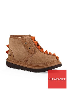 8b5fe53b2b8f7 UGG Toddler Boys Dydo Neumel ll Dinosaur Boot