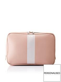 ha-designs-personalised-blush-stripe-washbag