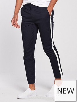 river-island-navy-tape-side-skinny-fit-chino-trousers
