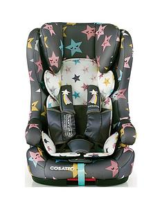 Cosatto Hubbub Group 123 Isofix Car Seat - Happy Hush Stars