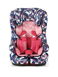 Cosatto Hubbub Group 123 Isofix Car Seat - Magic Unicorns