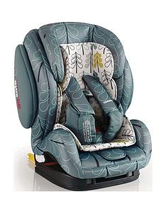 Cosatto Hug Group 123 Isofix Car Seat - Fjord