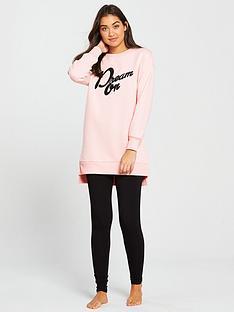 v-by-very-ldquodream-onrdquo-sweat-and-legging-loungewear-set-pinkblack