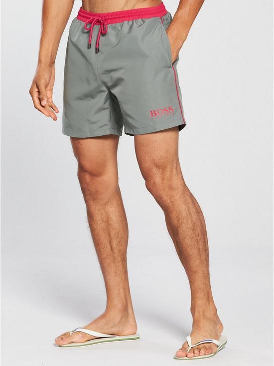 464217c6b8 BOSS Starfish Swim Shorts   very.co.uk