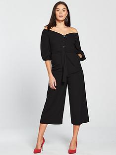 whistles-carina-off-shoulder-jumpsuit-black