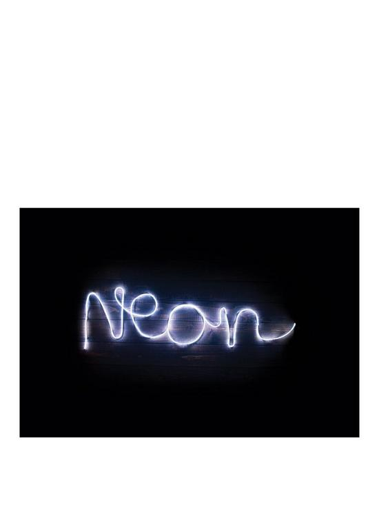 Make Your Own Neon Light - Available White, Pink, Blue