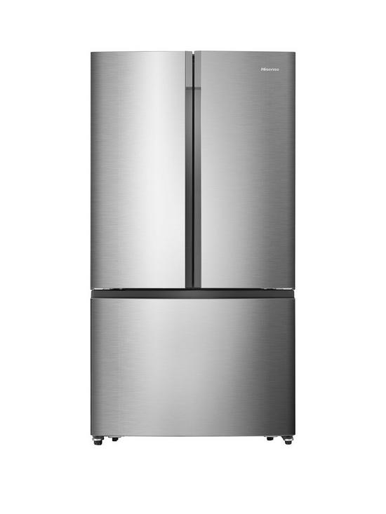 Hisense Rf715n4as1 91cm Wide Total No Frost French Door Food