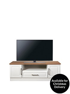 SWIFT Regent Ready Assembled TV Unit - fits up to 65 inch TV