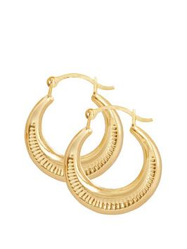 love-gold-9ct-gold-14mm-round-creole-hoop-earrings