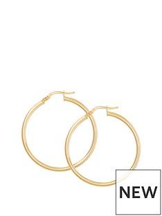 love-gold-9ct-gold-35mm-square-tube-hoop-earrings