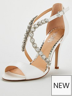wallis-wow-jewelled-heeled-sandal-white