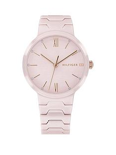 tommy-hilfiger-1781957-pink-dial-pink-ceramic-bracelet-ladies-watch