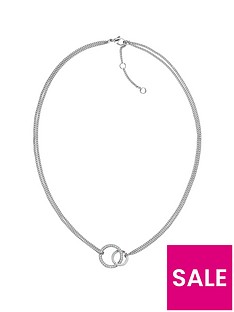 tommy-hilfiger-linked-jewelled-circle-silver-stainless-steel-ladies-necklace
