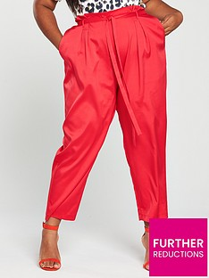 girls-on-film-curve-co-ord-tapered-trouser-red