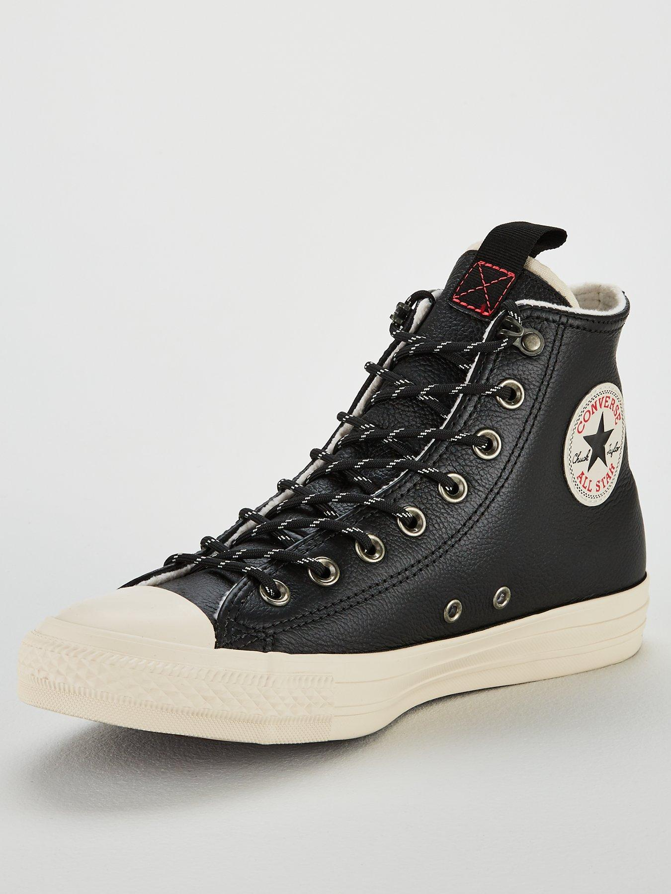 1da70b885ccc ... wholesale converse chuck taylor all star leather hi tops 117fc 01c3a