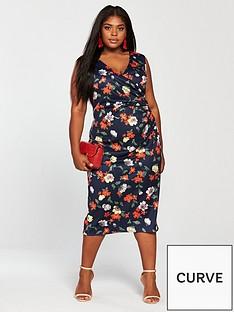 girls-on-film-curve-sleeveless-printed-bodycon-midi-dress-navy-floral