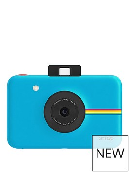 polaroid-snap-with-20-sheets-bluenbspamp-snap-neoprene-pouch-blacknbsp